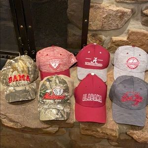 NWT University of Alabama hats!!